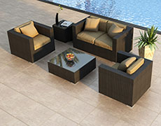 4 Pc. Urbana Sofa Set HL-URBN-CB-4SS