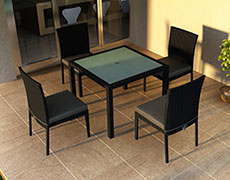 5 Pc. Urbana Dining Set HL-URBN-CB-5DS
