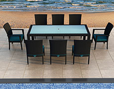 9 Pc. Urbana Dining Set HL-URBN-CB-9DS