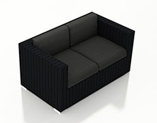 Urbana Loveseat - Coffee Bean HL-URBN-CB-LS