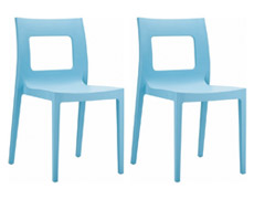 2 Pc. Lucca Dining Side Chair ISP026