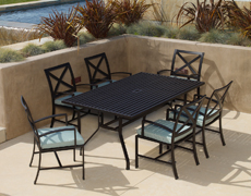 7 Pc. La Jolla Dining Set