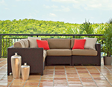 5 Pc. La Vie Sectional Set