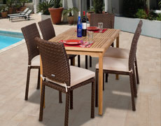 7 Pc. Luxemburg Dining Set