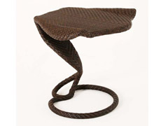 Indo Cobra End Table