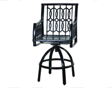 Manhattan Swivel Bar Stool 10890007