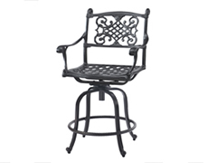 Michigan Swivel Balcony Stool - Welded 1014WD06