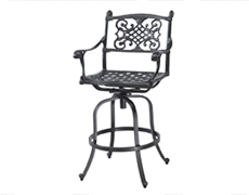 Michigan Swivel Bar Stool - Welded 1014WD07