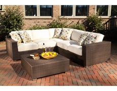 4 Pc. Monterey Sectional Set