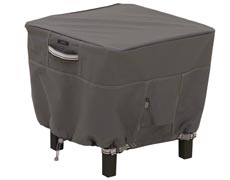 Ravenna Large Square Ottoman/Side Table Cover