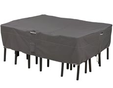 Ravenna Medium Oval/Rectangle Table & Chair Cover