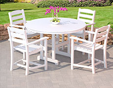5 Pc. La Casa Cafe Dining Set PWS132 PWS171