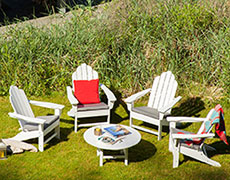 5 Pc. Long Island Chat Set PWS182-1