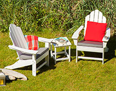 3 Pc. Long Island Chat Set PWS183-1