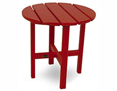 """Round 18"""" Side Table RST18"""