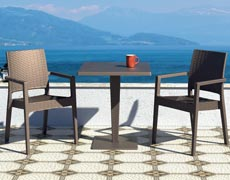 3 Pc. Ibiza Dining Set ISP884-3SDN