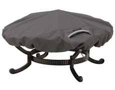 Ravenna Small Round Fire Pit Cover