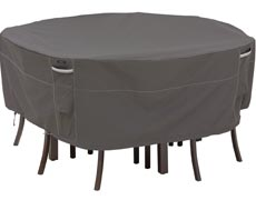 Ravenna Small Round Table & Chair Cover