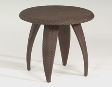 Indo End Table