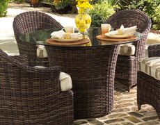 """Marin 48"""" Round Dining Table"""