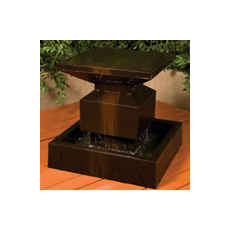 Alaster Outdoor Floor Fountain