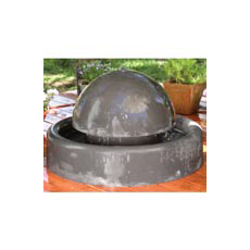 Bell Outdoor Floor Fountain