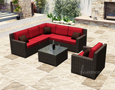 7 Pc. Capistrano Sectional Set FP-CAP-7SEC-MC