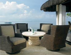 3 Piece Terrace Chat Set