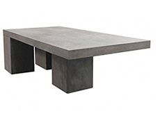 "Genoa 97x49"" Rectangular Dining Table"