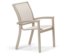 Bazza Cafe Dining Arm Chair ZX1