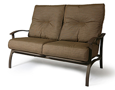 Albany Cushion Love Seat AB-482