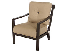 Allegro Lounge Chair A015100-02-FCPZ