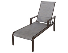 Allegro Sling Chaise A011100-01-CSPD