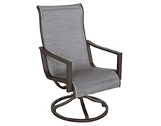 Allegro Sling Swivel Dining Chair A015200-02-CSPD