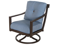 Allegro Swivel Lounge Chair A015300-02-FCPD