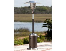 Amber Glow Commercial Patio Heater