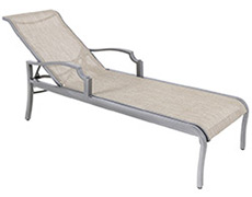 Aragon Sling Chaise Lounge 17004312