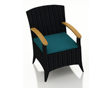 Arbor Dining Arm Chair Cushion HL-CUSH-AR-DAC