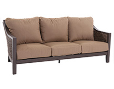 Biscay Wicker Sofa A083000-01-FCAC