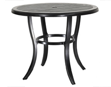 "Channel 44"" Round Balcony Table 1019NA44"