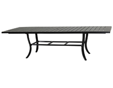 "Channel 44"" x 79""/114"" Extension Dining Table 101900H2"