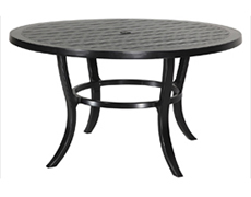 "Channel 53"" Round Dining Table 10190A53"