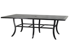"Channel 62"" x 90"" Rectangular Dining Table 101900C6"