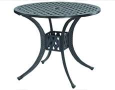 """Coordinate 32"""" Round Dining Table 10310A32"""