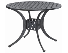 """Coordinate 36"""" Round Dining Table 10310A36"""