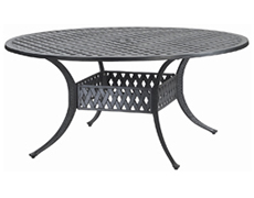 """Coordinate 60"""" Round Dining Table 10310A60"""