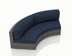 Curved Loveseat Cushion HL-CUSH-CLS
