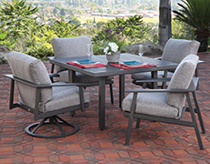 5 Pc. Dakoda Dining Set