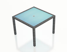 District 4-Seater Square Dining Table HL-DIS-TS-4SQDT