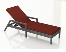 District Reclining Chaise Lounge HL-DIS-TS-RCL